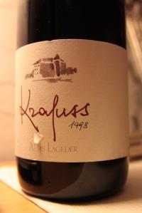 1998 Lageder Krafuss