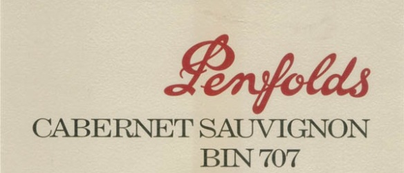 Penfolds Bin 707 wein blog drunkenmonday