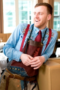 Sommelier Billy Wagner