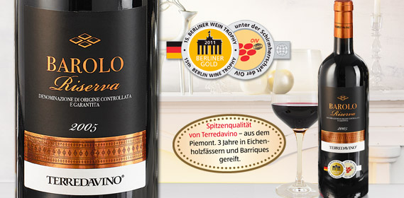 Barolo as dem Aldi?