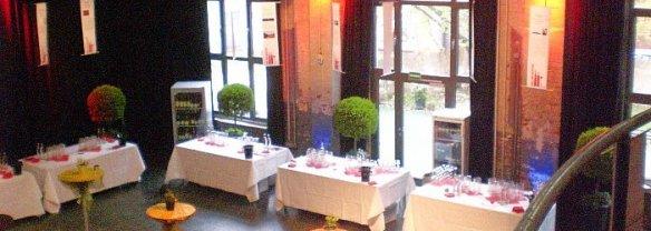 Die Weinrebe : Hausmesse 2012 in den Waggonhallen Marburg