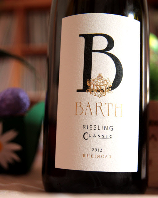 2012 Barth Riesling Classic