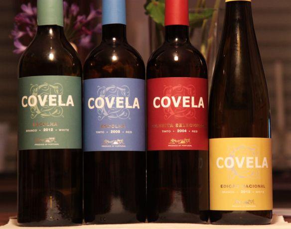 Die Weine von Quinta de Covela