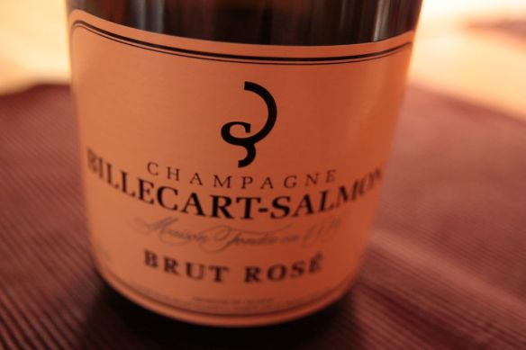 Mein Libeling: Billecart-Salmon Brut Rose