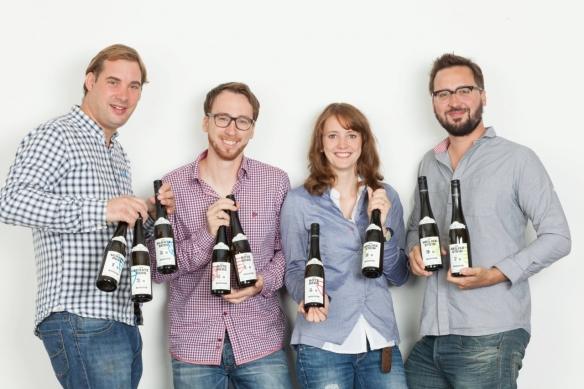 Wurzelwerk und Winzers Beitrag: Mehr als nur Trauben tauschen...