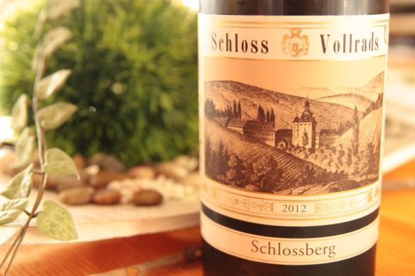 2012 Schloss Vollrads Riesling Schlossberg GG
