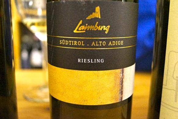 Landesweingut Laimburg Riesling 2012