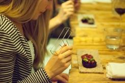 Bild Steinbeisser's Experimentelle Gastronomie mit Matthias Schmidt in Frankfurt 2014 2