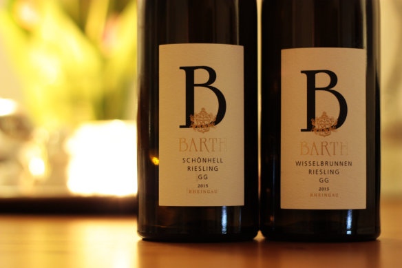 2015 Barth Riesling GGs