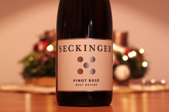 Seckinger Pinot Brut Nature Sekt